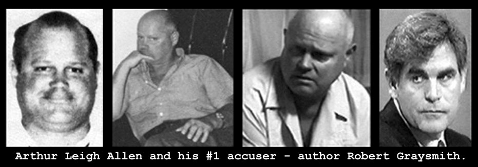 Zodiac Killer , Suspect Arthur Lee Allen
