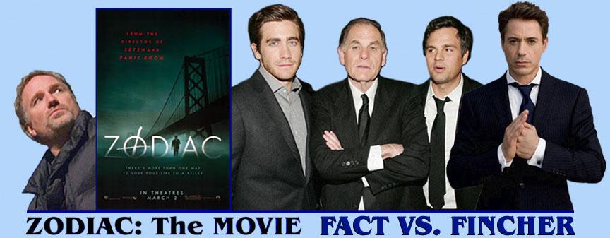 Zodiac Killer Movie Accuracy