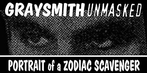 Robert Graysmith author of Zodiac Killer