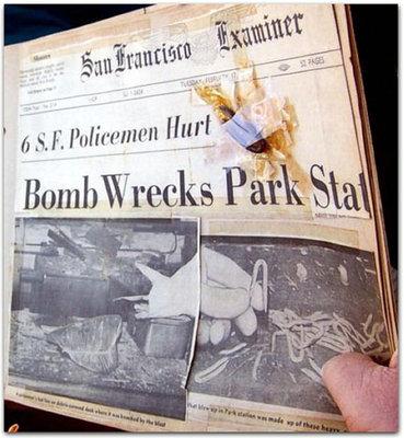 Goldcatcher - park bombing