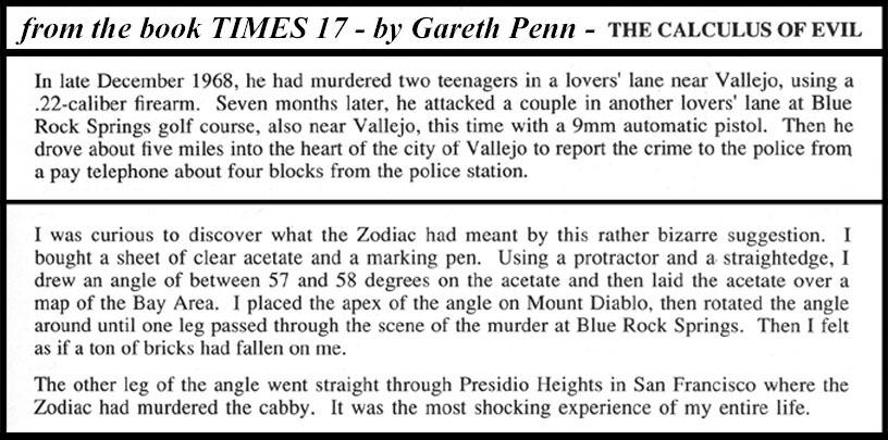 Gareth Penn Radian from book TIMES 17