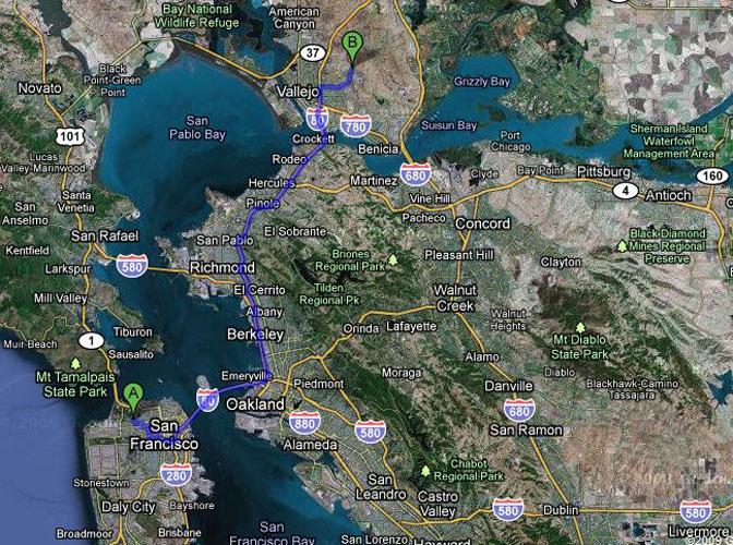 Google Earth BRSP and Stine