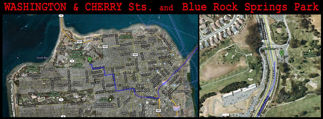 Google Earth crime scene SF and BRSP