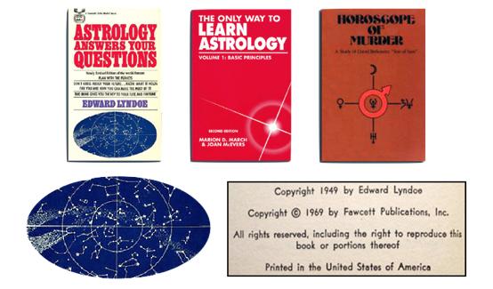 Astrology-books