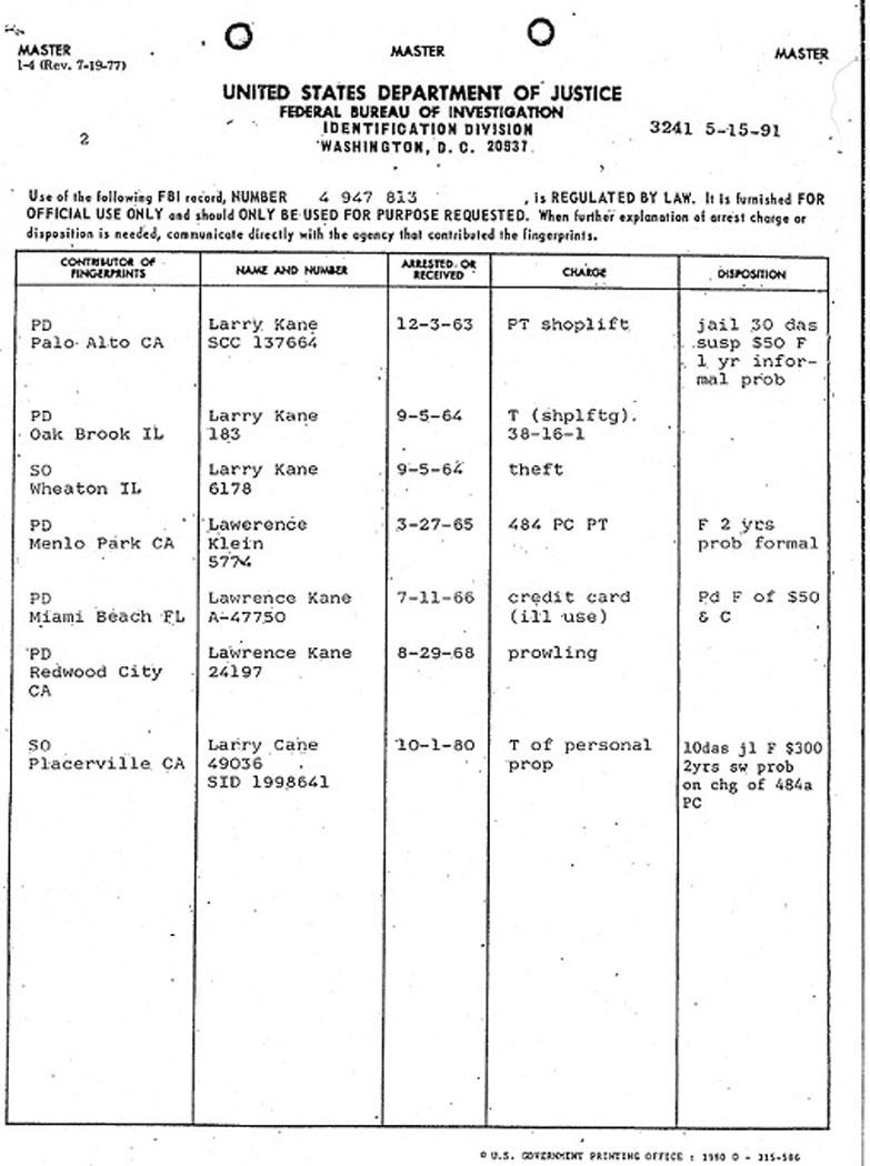 Larry-Kane-Arrest-Record-2