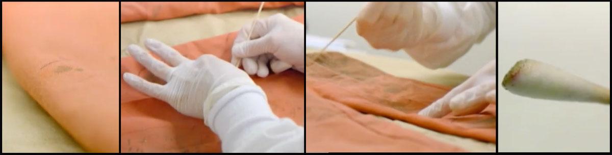 Riverside-Bates-pants-bloodstain-examination