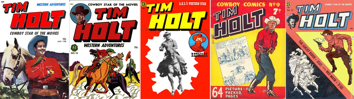 Tim-Holt-Comics-Cowboy-Star