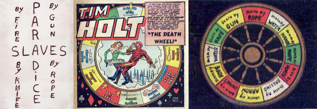 Zodiac-Halloween-Card-Tim-Holt-Death-Wheel