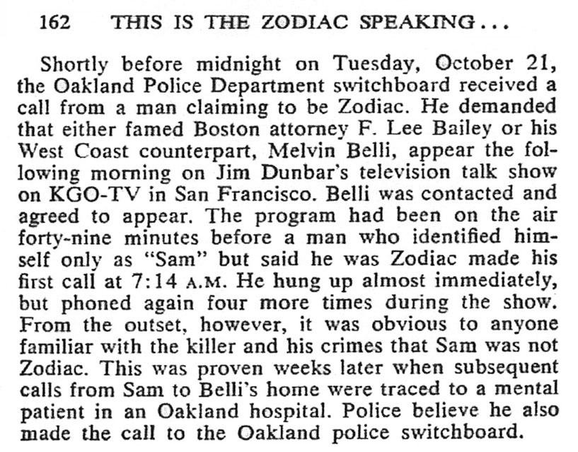 Zodiac-Belli-Dunbar-Show-Sam-Duffy-Jennings-excerpt