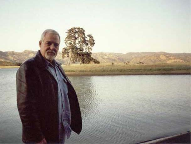 Bill at Berryessa